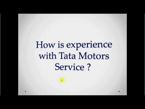 Review of Tata motors service centers