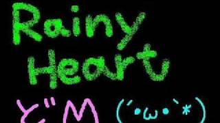 ロリコンに薦められて 【 Rainy Heart 】 一発録りしてみた。(=どM)