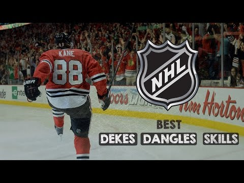 NHL´s Best Dekes, Dangles and Skills [HD]