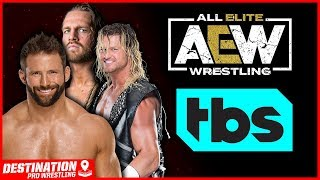 AEW on TBS Network - Ziggler and Zack Ryder Leaving WWE for AEW?