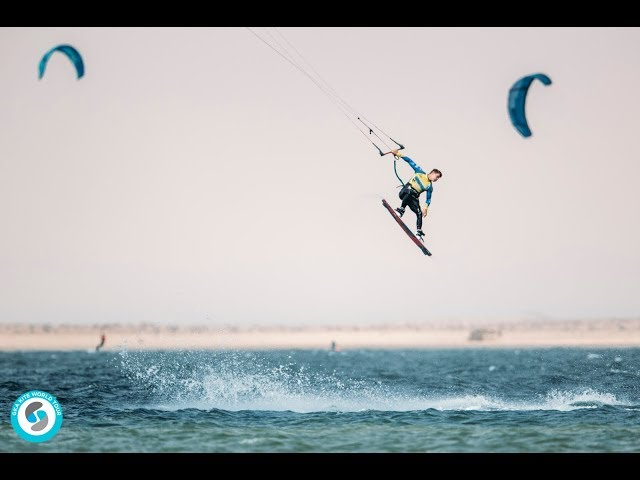 GKA Kite World Cup Dakhla 2019 | Day 5 | Best Trick