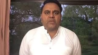 Pti leader Fawad choudhry respond to nawaz sharif speech today