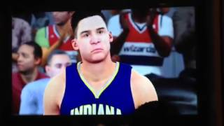 Nba2k16 part one: This will be a long year