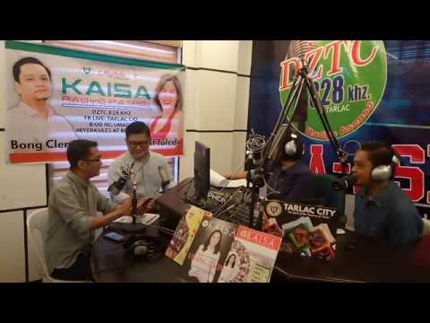 Kaisa Radyo Patrol with Tarlac City Information Office