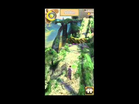 Temple Run Oz - Balloon Ride and Music Box Key