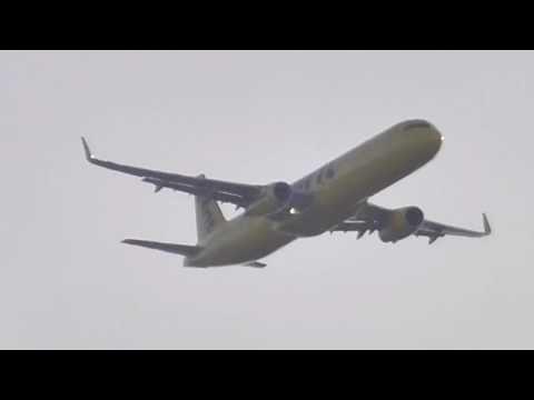 Spirit Airlines Airbus A321-231 N660NK