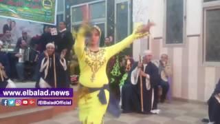قصر ثقافة يحتفل بذكرى المولد النبوي بـ «الرقص البلدي» .. فيديو