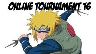 Naruto Shippuden Ultimate Ninja Storm Generations - Online Tournament 16: Jonin Only