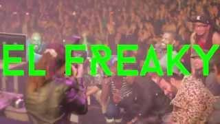 El Freaky Soundsystem  Rock al Parque 2014