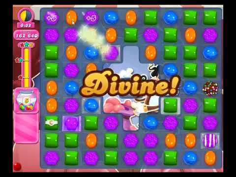 Candy Crush Saga Level 2789 - NO BOOSTERS