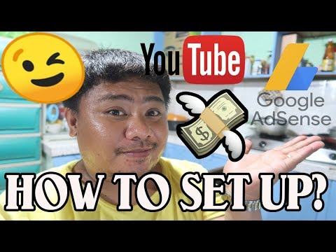How to create adsense account for youtube