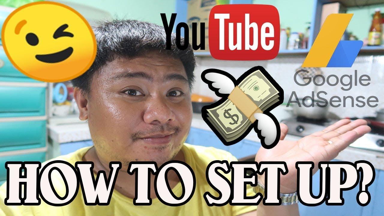 How to setup Google Adsense Start To Finish 2019 - Adsense Tutorial (Tagalog) | VLOG 108