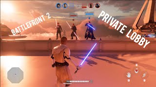 How to play with your friends in battlefront 2