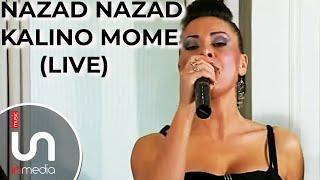 Suzana Gavazova & Alegro - Nazad nazad, Kalino mome (Live)