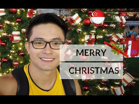 Celebrating Christmas ALONE? No Problem!! | OFW Feels in Singapore | #JVlog