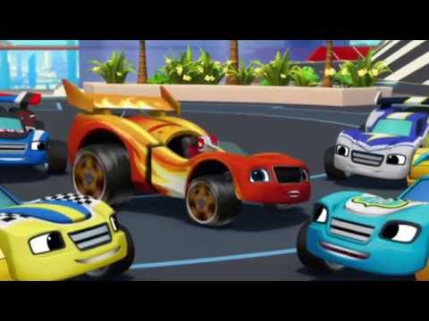 Watch Kahne, Elliott and Johnson get animated with Nickelodeon