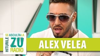 Alex Velea - Acasa (Smiley) (Live la Radio ZU)