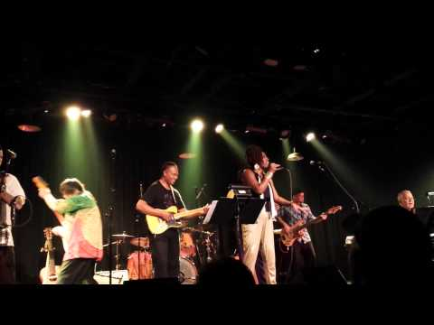 Higher Ground (cover) - Creole Joe Band feat. Legendary Joe Sample & Ray Parker, Jr