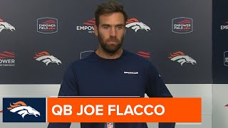 Joe Flacco: 'We're just not playing good football'