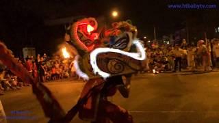 Thùng Thình Thùng Thình Trống Rộn Ràng Ngoài Đình ❤ Mid-Autumn Festival Lion Dance   HT BabyTV ✔︎