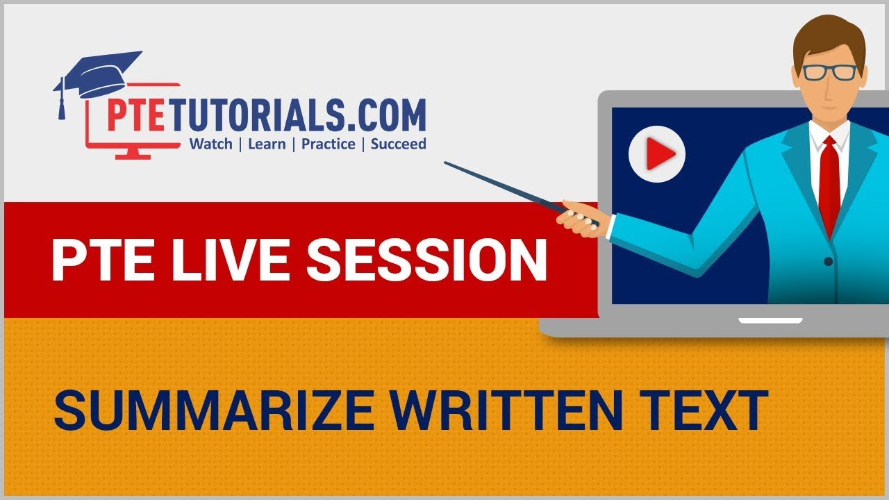 PTE Summarize Written Text- 5 Common Mistakes & Best Tips To