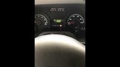 Driving a class C RV