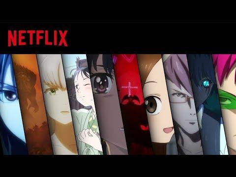 Download Youtube: Netflixアニメラインナップ映像 2018年春 40秒
