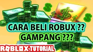 ROBLOX TUTORIAL I How to buy Robux easily???
