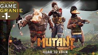 Mutant Year Zero - co to kurka jest? - Na żywo