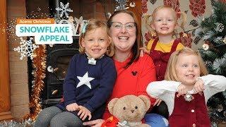 Acorns Christmas Snowflake Appeal