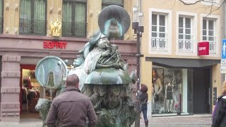 LUXEMBOURG CITY OVERSEAS VISIT - April 27, 2013 - usaaffamily vlog