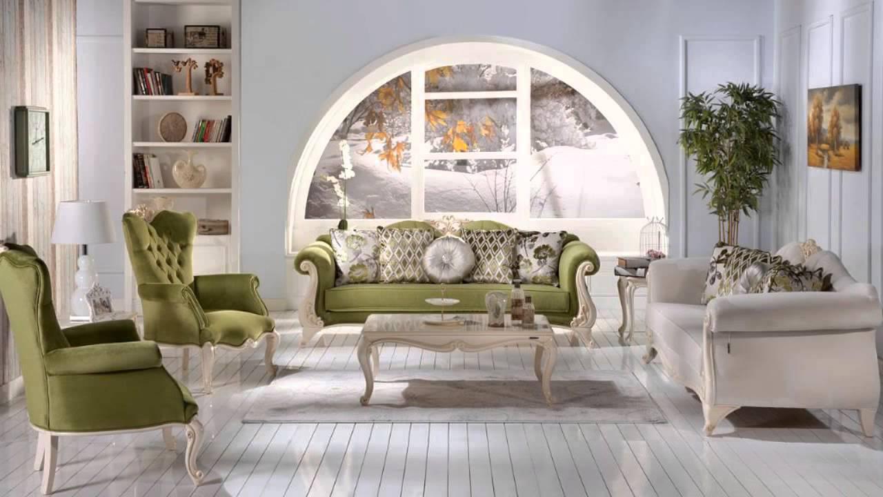 Lavinia Living Room Set By Istikbal Furniture Youtube