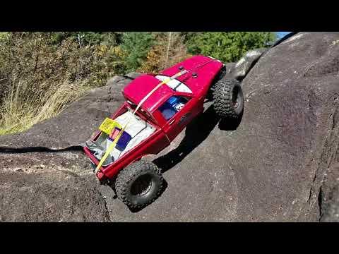 Trx4 YJ * Toyzuki v2 * Scx10 Group rock climbing rc