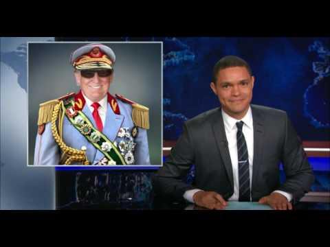 Trevor Noah: Donald Trump's Win & His Job at The Daily Show // NPR Fresh Air (Trump Edit)