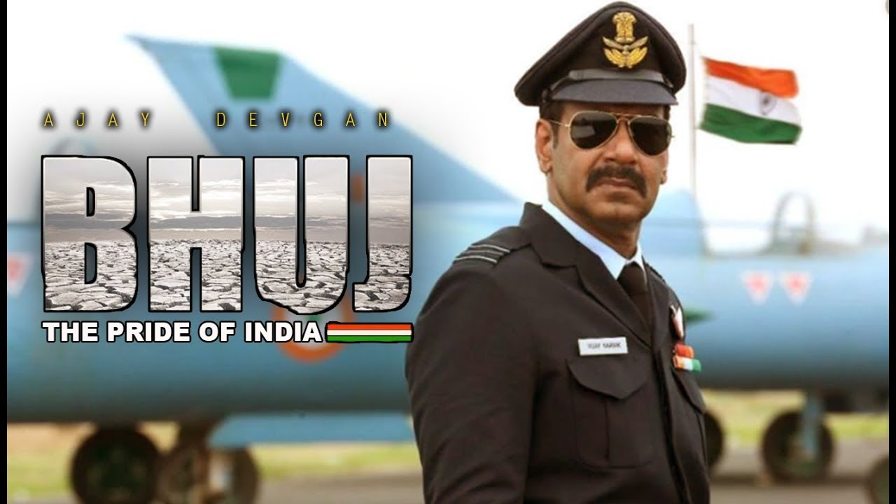 Bhuj: The Pride Of India | Official Trailer | Ajay Devgan, Sanjay ...