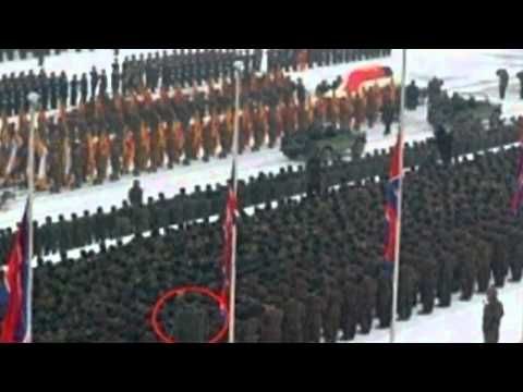 North Korea 'giant soldier' speculation