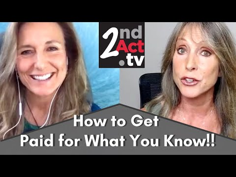 Recreating Life After 50: How To Get Paid For What You Know And Turn Your Wisdom Into Wealth!