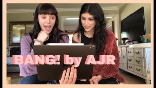 Bang! by AJR Reaction (Song + Music Video)
