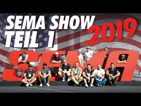 JP Performance - SEMA SHOW 2019   Teil 1