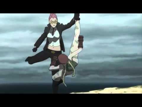 Viper vs Cammy  - in Street Fighter 4 Animated Movie