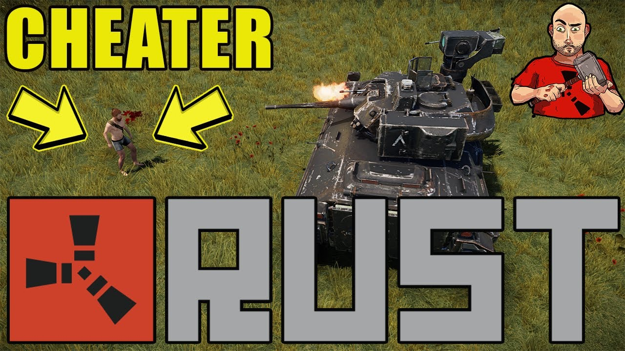 Download Rust Admin Destroys Cheaters #12