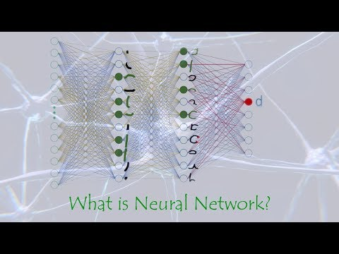 What is neural network? Explained with animation and example. Lesson 1 : Artificial Intelligence