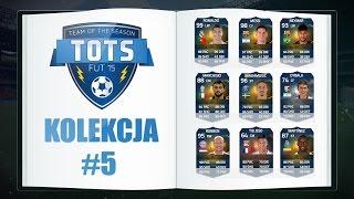 FIFA 15 | KOLEKCJONER TOTS #5 | 1 strona kolekcji!