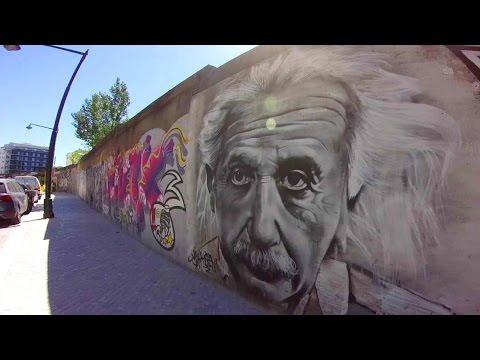 Exploring LISBON, PORTUGAL: Cool Graffiti & a Botanical Garden