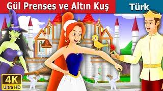 Gül Prenses ve Altın Kuş | Masal dinle | Masallar | Peri Masalları | Türkçe peri masallar