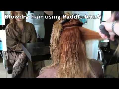 Объем для длинных и тонких волос. Мои методы и трюки by AnaLisboa
