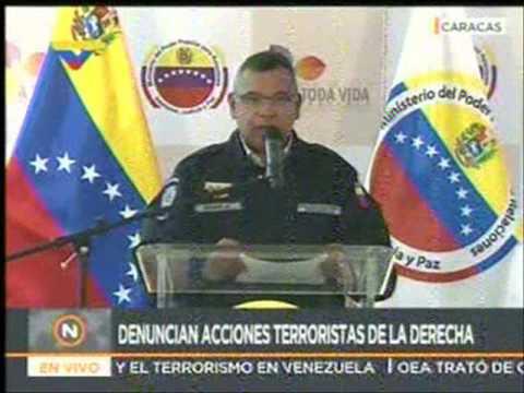 Ministro del interior y justicia de venezuela for Declaraciones del ministro del interior