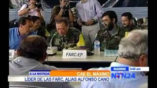 """Gambar cover Cae máximo líder de las FARC, alías """"Alfonso Cano"""""""