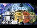Las Vegas Casino 14G Poker Chips - YouTube