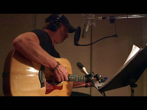 Tom Wopat - Behind-The-Scenes From The Studio
